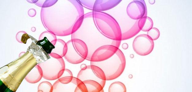 Boerenkool met bubbels